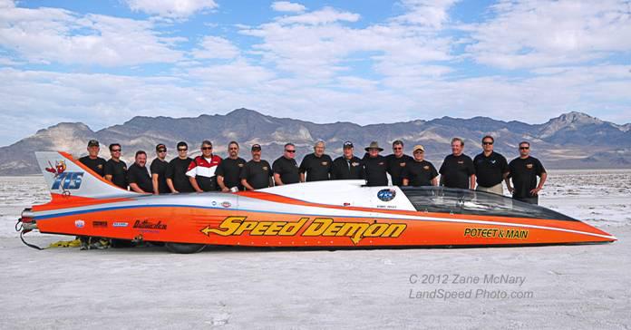 Speed Demon Crew