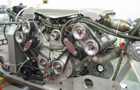 Bub 7 engine