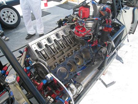 nearburg engine cutaway